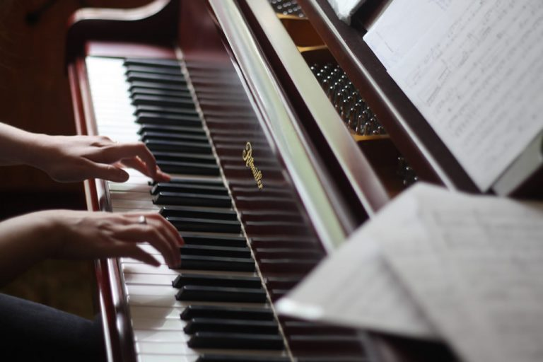 Piano Lessons Offered